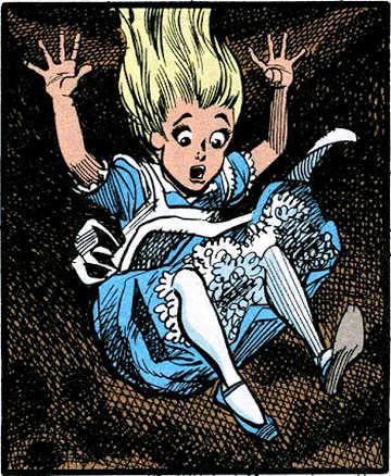 Alice In Wonderland Scary Tale Scary For Kids