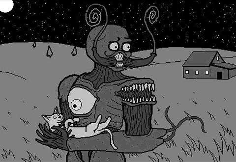 Alien Bugs