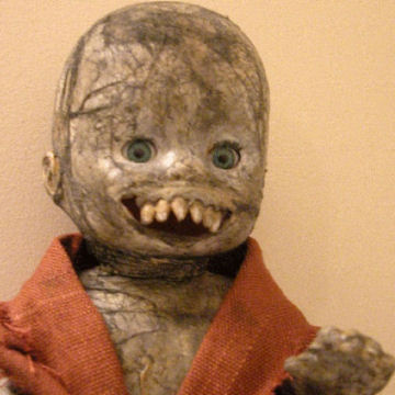 Antique Doll Scary Story For Kids