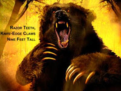 Bear Hunting | Funny Scary Story | Scary Website