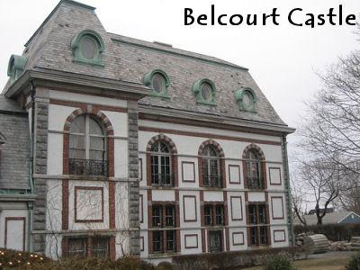 Belcourt Castle Haunted