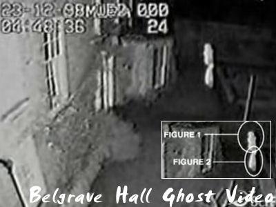 Les fantômes enregistrent leur visite au musée Belgrave-01