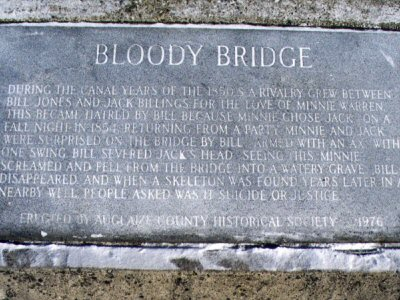 Bloody Bridge