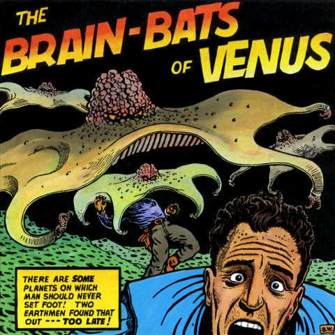 Brain Bats of Venus