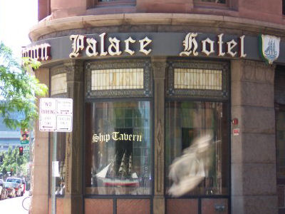 Brown Palace Hotel Ghost