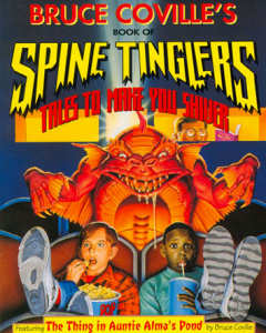 Bruce Coville Spine Tinglers
