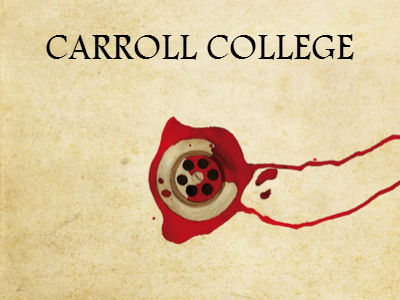Carroll College Scary Website