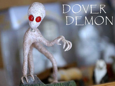 Dover Demon | Scary For Kids
