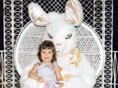 Easter Bunny | Scary For Kids