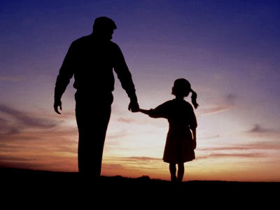 father and daughter Dads: 3 Ways to Help Your Teen Daughter Through Tough Times