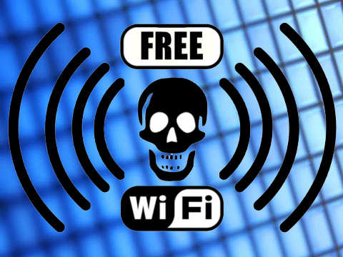 Free Wifi | Scary Story | Scary Website