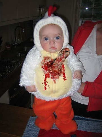 Funny Scary Pictures