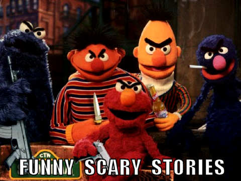 Funny Scary Stories