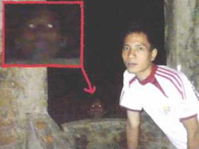 Ghost sighting 1