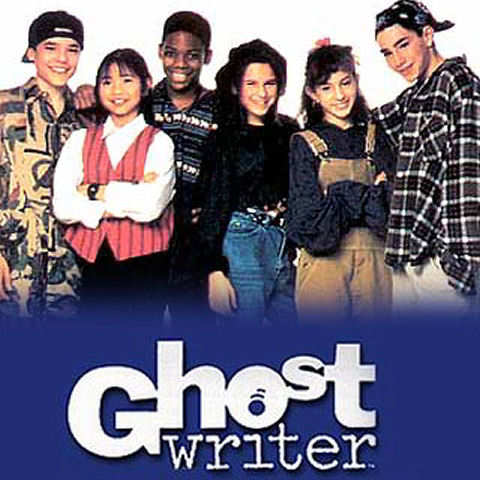 Ghost Writers show
