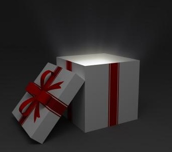 Gift Box | Scary Website