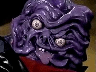 Gooey Gus the Slime Monster