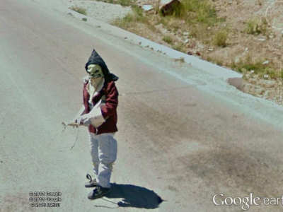 Scary Things On Google Maps Scary Website