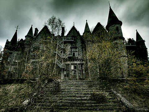 Hairy Scary Castle