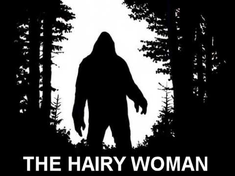 Hairy Woman