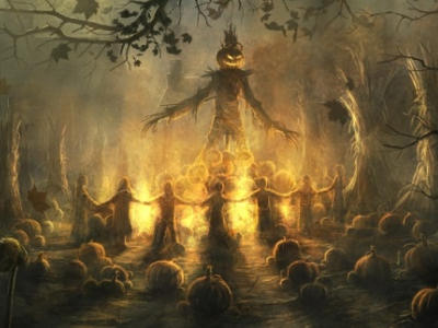 Here you can read about the history of Halloween and find out how this ...