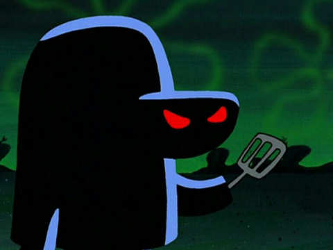 The hash slinging slasher scary story scary website - Why you shouldnt take the trash out at night ...