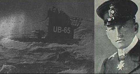 haunted Submarine UB65