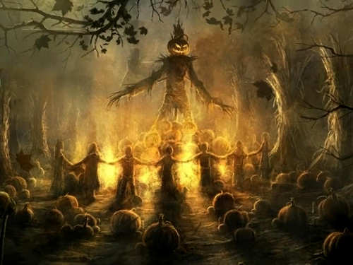 The History of Halloween | Scary Website
