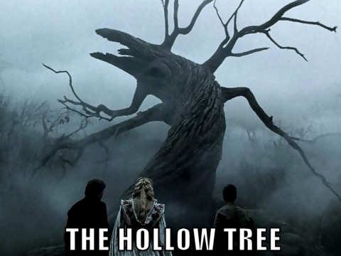 The Hollow Tree | Scary Story | Scary Website