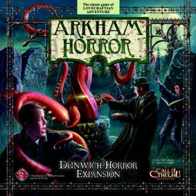 Horror Board Games