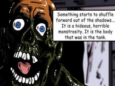 Horror Documentary