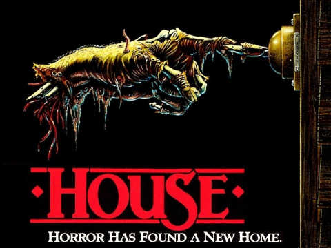 Scary Movies For Kids House