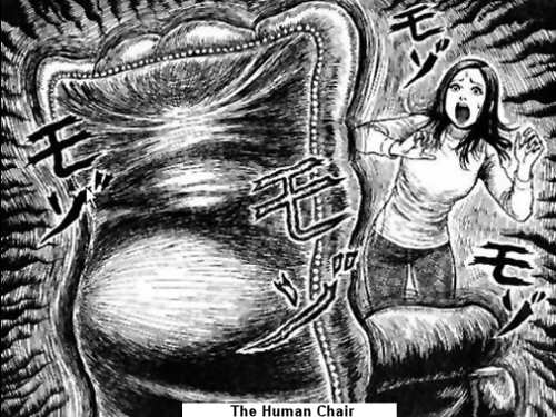 The Human Chair Scary Story