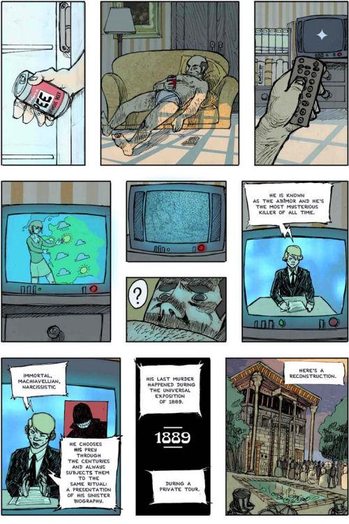 Killer Comic