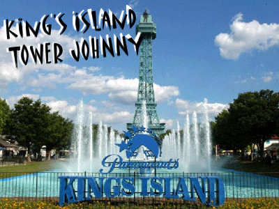 KINGS ISLAND | Amusement Park Ohio | Scary For Kids