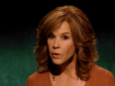 Linda Blair | Celebrity Ghost Stories | Scary Website