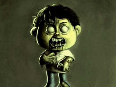 Littlest Zombie