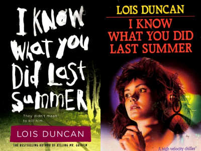 Lois Duncan I Know What You Did Last Summer