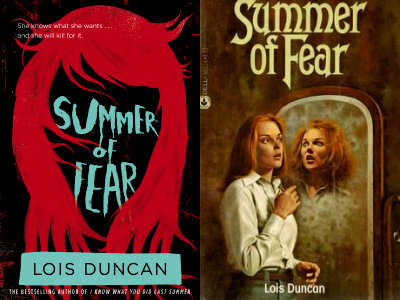 Lois Duncan Summer of Fear