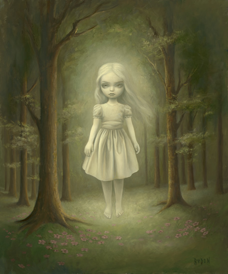 Mark Ryden Ghost Girl