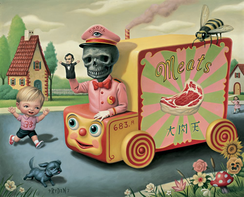 Mark Ryden Meat Magi