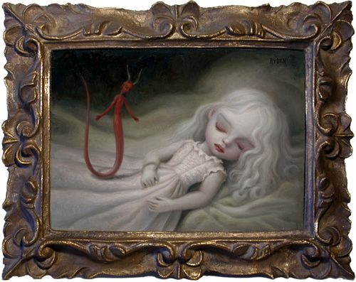 Mark Ryden Night Visit