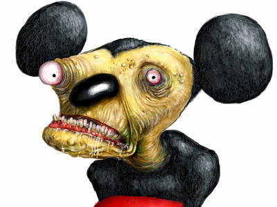 תוצ�ת ת�ונה עבור ‪creepy mickey mouse‬�