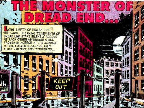 The Monster of Dread End