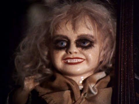 Night Gallery Doll