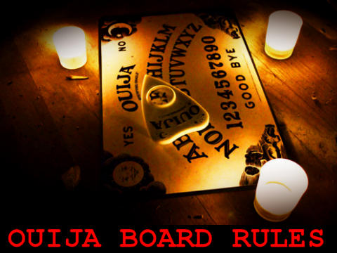 Ouija Board Rules