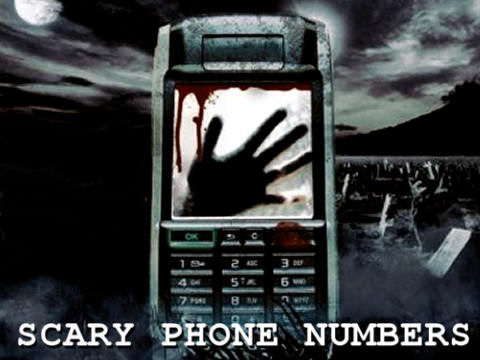 Scary Phone Numbers to Call | Scary Website