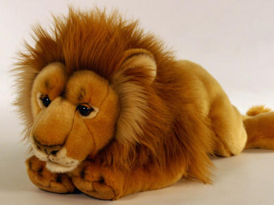Plush Lion Scary Story Scary Website