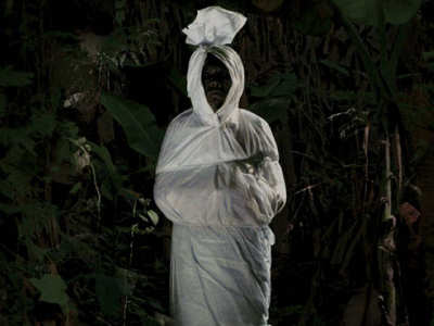 Pocong | Scary Website