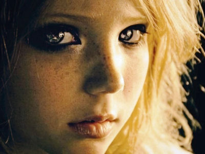 Pretty Girl | Scary Website
